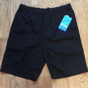 Balboa Black Swim Trunks